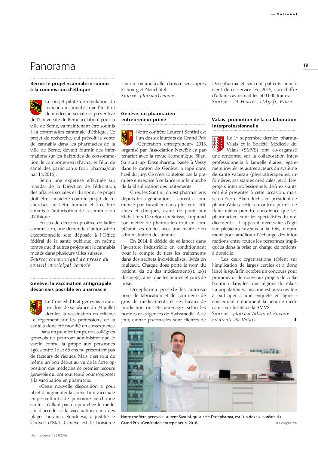 Le Journal des pharmaciens